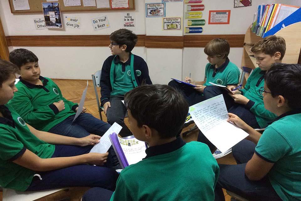 Limbi straine scoala gimnaziala