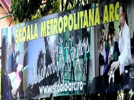 Scoala Metropolitana ARC - hopefriday.ro