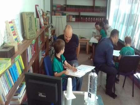 ARC-asii scolii si-au sustinut activitatea din acest an scolar